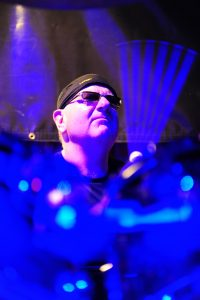 Roy Fox of the Groove Junkies