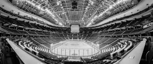 B&W Panorama Canadian Tire Centre in Ottawa