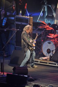 Neil Young at the Canadian TIre Centre in Ottawa
