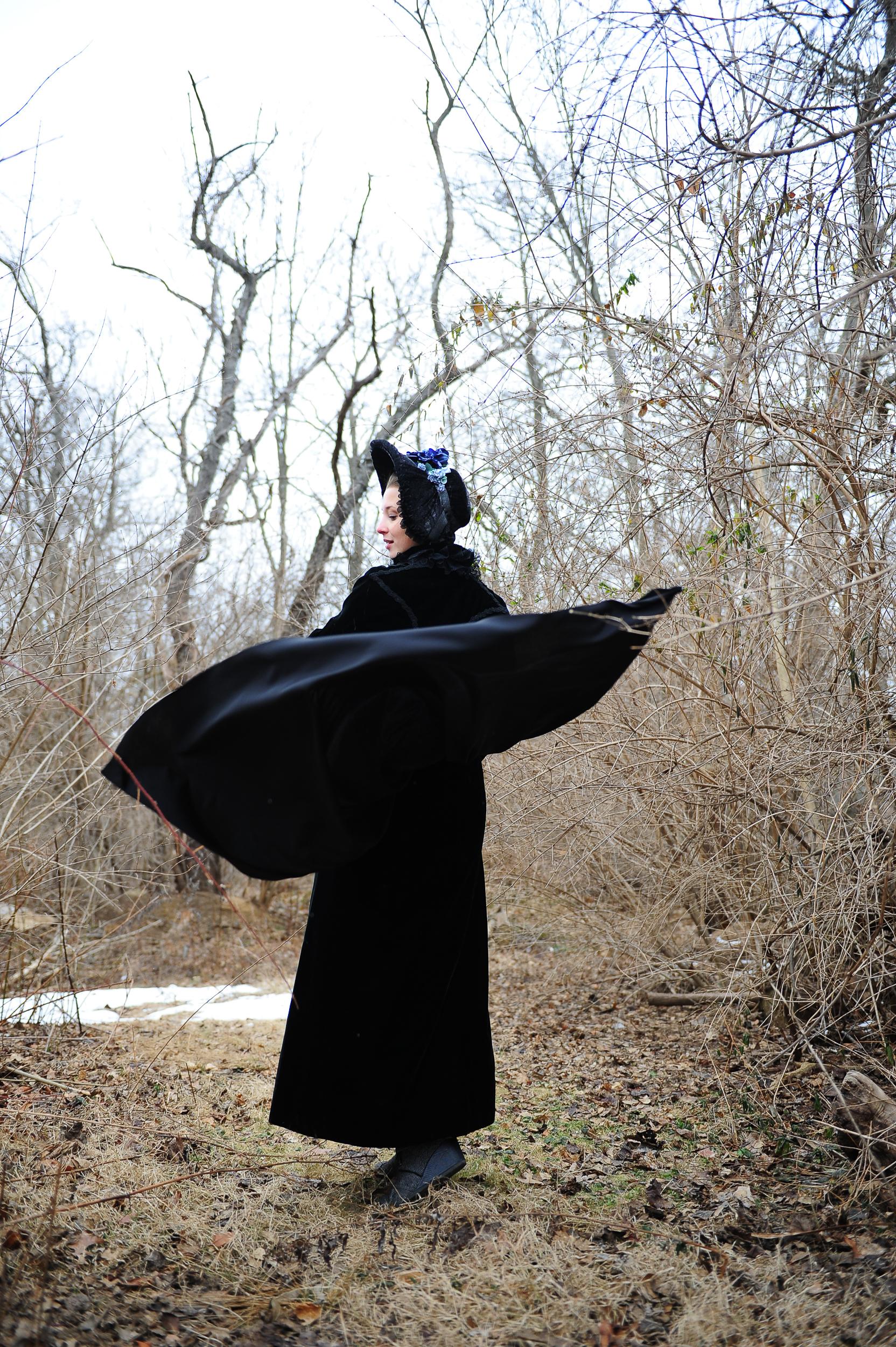Model: Janessa Cornell Urwin -- Design: Michelle Ferranti