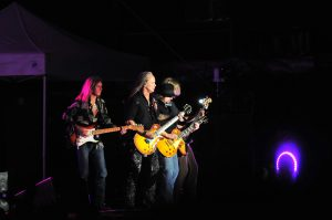 Lynyrd Skynyrd with Rickey Medlocke and Johnny Van Zant at the Ottawa Blues Fest