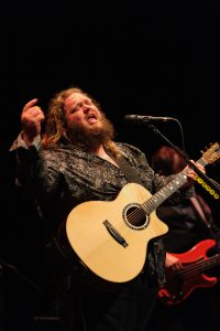 Matt Andersen Performs at the NAC in Ottawa