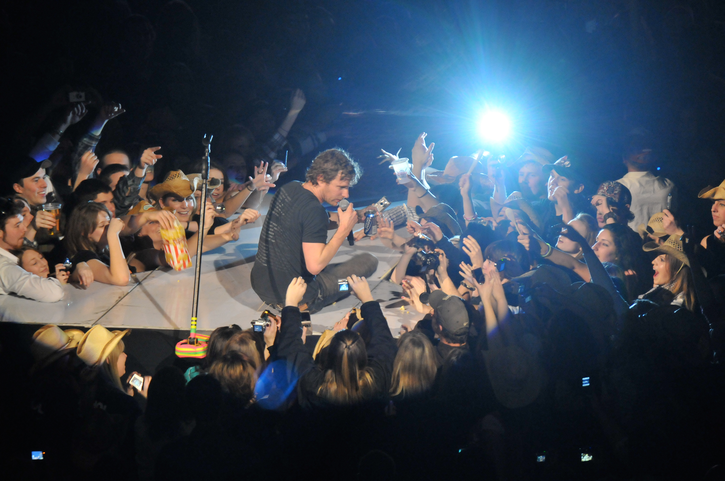 Dierks Bentley at the Canadian Tire Centre in Ottawa