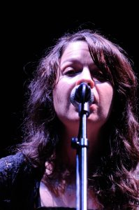 Jesca Hoop opening for Mark Knopfler at the NAC in Ottawa