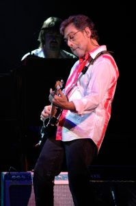 Richard Bennett with Mark Knopfler