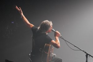 Roger Waters performing Dark Side of the Moon
