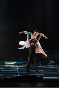 Royal Winnipeg Ballet's Dracula at the NAC in Ottawa 12 Apr 2018